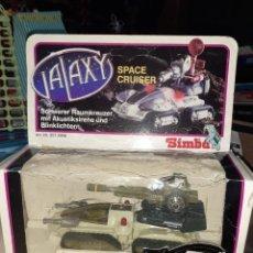 Juguetes antiguos y Juegos de colección: VEHÍCULO LUNAR GALAXY SPACE CRUISER.SIMBA AÑOS 80.. Lote 204718741