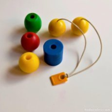 Juguetes antiguos y Juegos de colección: JUEGO DEL GOLPETEO DE LAS DOS BOLAS + OTRAS PIEZAS SIMILARES PESADAS DE IMPRESION 3D. Lote 205194943