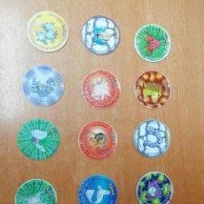 Juguetes antiguos y Juegos de colección: POKEMON TAZOS 2. Lote 205596210