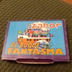 Juguetes antiguos y Juegos de colección: ZAHOR EL BUQUE FANTASMA COMPLETO NUEVO. Lote 205603030