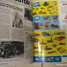 Juguetes antiguos y Juegos de colección: LIBRO DE PAOLO RAMPINI CON MODELOS HECHOS EN ESPAÑA. Lote 205746465