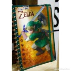 Juguetes antiguos y Juegos de colección: THE LEGEND OF ZELDA - AGENDA SEGUNDA MANO. Lote 205891598