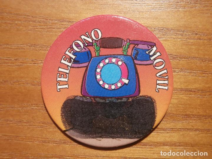 Juguetes antiguos y Juegos de colección: TAZO - CAPS - ZONE tinta termica - BIMBO CAO Nº 37 - Telecaps - POGS - TAZOS - Foto 2 - 206286606