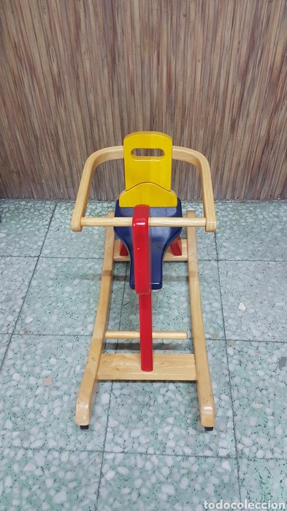Juguetes antiguos y Juegos de colección: Caballo balancin - Foto 2 - 206290332