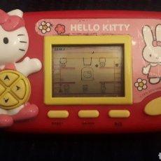 Juguetes antiguos y Juegos de colección: ORIGINAL MAQUINITA LCD HELLO KITTY GIOCHI PREZIOSI FUNCIONANDO. Lote 206930060