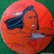 """Juguetes antiguos y Juegos de colección: TAZO, POCAHONTAS - NESTLE Nº 21: ''KOCUM"""".. Lote 207139285"""