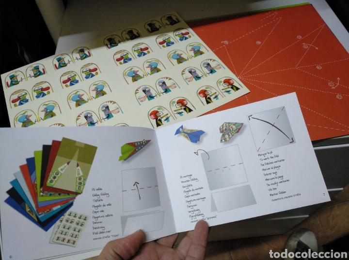 Juguetes antiguos y Juegos de colección: Origami. Aviones. - Foto 2 - 207705513