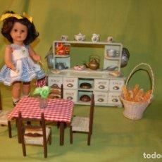 Brinquedos antigos e Jogos de coleção: CAFETERÍA PANADERÍA DE MUÑECAS. Lote 207740625