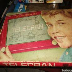 Juguetes antiguos y Juegos de colección: TELECRAN JUGUETE ANTIGUO. Lote 207768567