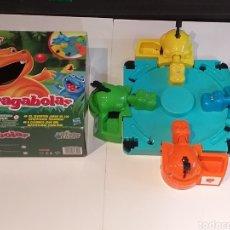 Juguetes antiguos y Juegos de colección: TRAGABOLAS DE HASBRO, 2012. Lote 208328675