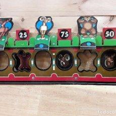 Juguetes antiguos y Juegos de colección: JUEGO DE TIRO DE CAZA MAYOR EN CARTÓN TROQUELADO. Lote 208570200