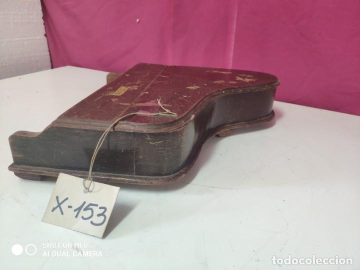 Juguetes antiguos y Juegos de colección: PIANA DE JUGUETE EN MADERA - XXX 153 - Foto 2 - 42979349