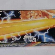 Juguetes antiguos y Juegos de colección: SONIC SWORD. ESPADA CON LUZ Y SONIDO. NUEVO EN CAJA. FUNCIONA. 65 CM. 1990. SIMILAR A HE-MAN, MOTU.. Lote 212159011