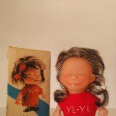Juguetes antiguos y Juegos de colección: JUGUETE VINTAGE CHICA YE-YE DE VICMA. Lote 213939412