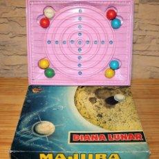 Juguetes antiguos y Juegos de colección: ANTIGUA DIANA LUNAR DE MAJUBA - COMPLETA - AÑOS 60/70. Lote 214555456