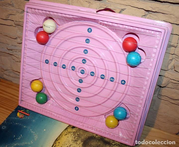 Juguetes antiguos y Juegos de colección: ANTIGUA DIANA LUNAR DE MAJUBA - COMPLETA - AÑOS 60/70 - Foto 2 - 214555456