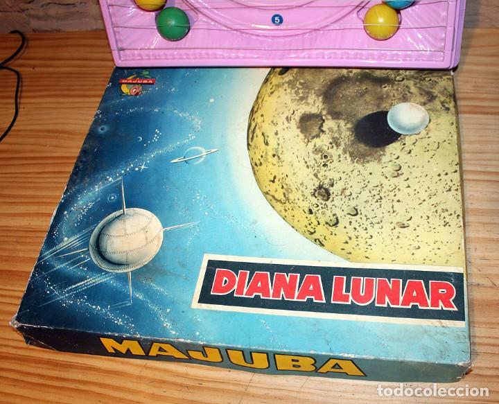Juguetes antiguos y Juegos de colección: ANTIGUA DIANA LUNAR DE MAJUBA - COMPLETA - AÑOS 60/70 - Foto 3 - 214555456