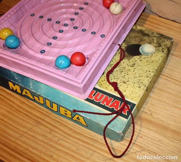 Juguetes antiguos y Juegos de colección: ANTIGUA DIANA LUNAR DE MAJUBA - COMPLETA - AÑOS 60/70 - Foto 6 - 214555456