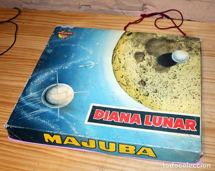 Juguetes antiguos y Juegos de colección: ANTIGUA DIANA LUNAR DE MAJUBA - COMPLETA - AÑOS 60/70 - Foto 7 - 214555456