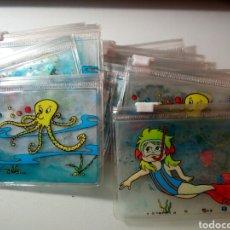 Brinquedos antigos e Jogos de coleção: LOTE DE 18 MONEDEROS DE PLASTICO. KIOSKO AÑOS 80. Lote 214948498