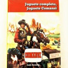 Juguetes antiguos y Juegos de colección: JUAN HERMIDA JUGUETE COMPLETO JUGUETE COMANSI (A ESTRENAR). Lote 215374367