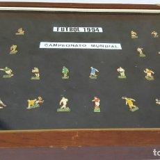 Juguetes antiguos y Juegos de colección: CUADRO PINES MUNDIAL 1994. Lote 217542503