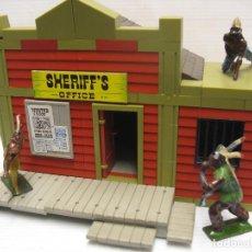 Juguetes antiguos y Juegos de colección: EXIN WEST SHERIFF·S OFFICE REF.2020. Lote 217650003
