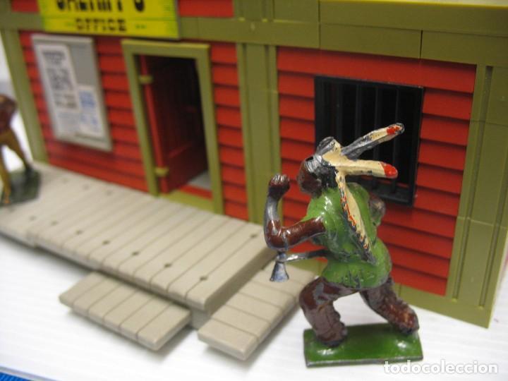 Juguetes antiguos y Juegos de colección: exin west sheriff·s office ref.2020 - Foto 2 - 217650003