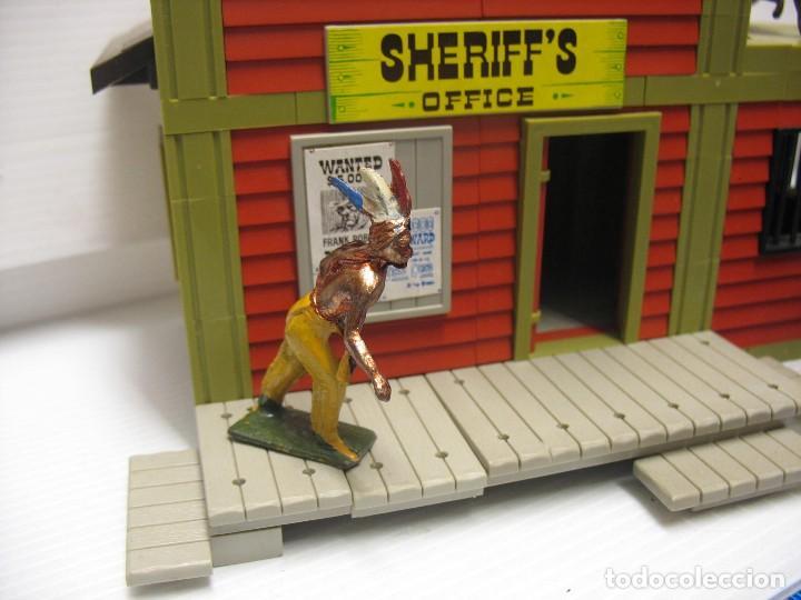 Juguetes antiguos y Juegos de colección: exin west sheriff·s office ref.2020 - Foto 3 - 217650003