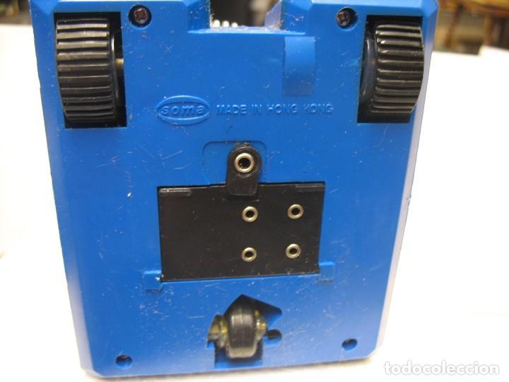 Juguetes antiguos y Juegos de colección: robot electronic sonic con control a distancia soma - Foto 3 - 217826120