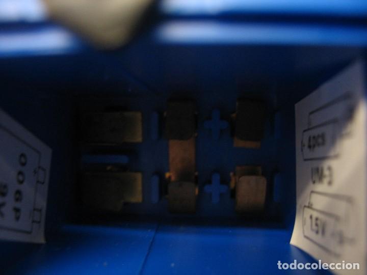 Juguetes antiguos y Juegos de colección: robot electronic sonic con control a distancia soma - Foto 6 - 217826120
