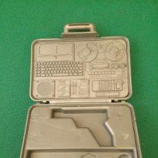 Juguetes antiguos y Juegos de colección: MALETIN DE AGENTE ESPECIAL O ESPIA - VACIO - PLASTICO - 10.5 X 9 X 3 CM.. Lote 219071606
