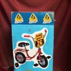 Brinquedos antigos e Jogos de coleção: BICICLETA BABY SPORT 8 DE INJUSA NUEVA EN CAJA AÑOS 80. Lote 219131956