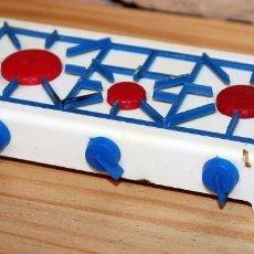 Juguetes antiguos y Juegos de colección: ANTIGUOS FOGONES O HORNILLOS - PLASTICO - AÑOS 70 - 15,5X7,5CM - COCINITAS CACHARRITOS. Lote 219251137