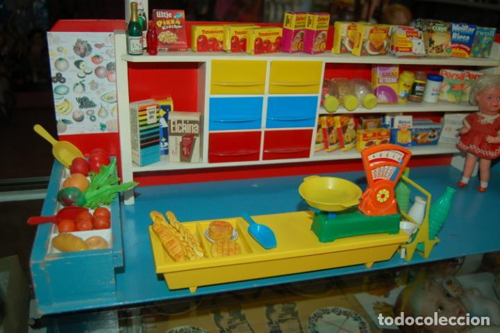 Juguetes antiguos y Juegos de colección: supermercado antiguo - Foto 2 - 219863918