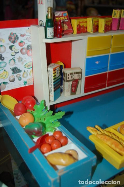 Juguetes antiguos y Juegos de colección: supermercado antiguo - Foto 7 - 219863918