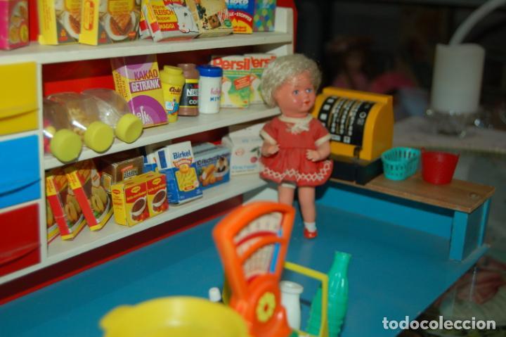 Juguetes antiguos y Juegos de colección: supermercado antiguo - Foto 8 - 219863918