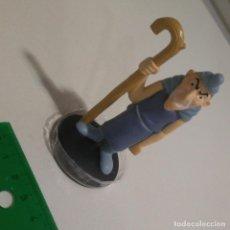 Brinquedos antigos e Jogos de coleção: FIGURA DE COLECCION ASTERIX PROLIX DRUIDA PERSONAJE MUÑECO MAGO ADIVINO. Lote 220748742