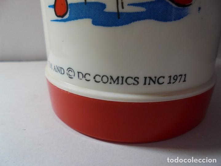 Juguetes antiguos y Juegos de colección: magnifico antiguo termo de superman del 1971 - Foto 3 - 255524275