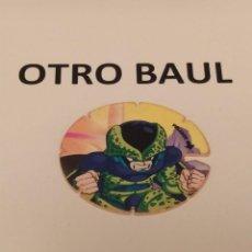Juguetes antiguos y Juegos de colección: TAZO MATUTANO, DRAGON BALL NUMERO 22, LEER DESCRIPCION. Lote 220990195