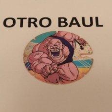 Juguetes antiguos y Juegos de colección: TAZO MATUTANO, DRAGON BALL NUMERO 13, LEER DESCRIPCION. Lote 220990565
