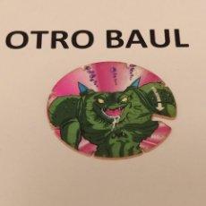 Juguetes antiguos y Juegos de colección: TAZO MATUTANO, DRAGON BALL NUMERO 16, LEER DESCRIPCION. Lote 220991455