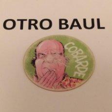Juguetes antiguos y Juegos de colección: TAZO MATUTANO, CHIQUITAZO NUMERO 9, LEER DESCRIPCION. Lote 220991993