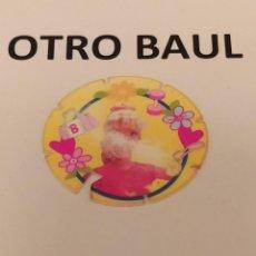 Juguetes antiguos y Juegos de colección: TAZO MATUTANO, BARBIE NUMERO 18, LEER DESCRIPCION. Lote 220992067