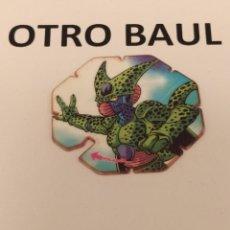 Juguetes antiguos y Juegos de colección: TAZO MATUTANO, DRAGON BALL NUMERO 31, LEER DESCRIPCION. Lote 220992240