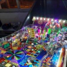 Juguetes antiguos y Juegos de colección: PINBALL WHEELL OF FORTUNE. Lote 222378322