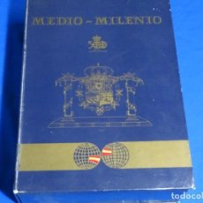 Juguetes antiguos y Juegos de colección: JUEGO MEDIO MILENIO.QUINTO CENTENARIO.. Lote 222930542