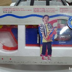 Juguetes antiguos y Juegos de colección: MY FIRST SONY TCM-4040. Lote 224679781