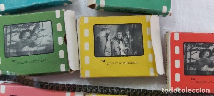 Juguetes antiguos y Juegos de colección: LOTE DE PELICULAS EN CAJA CINE EXIN O PARECIDO - Foto 3 - 226803490