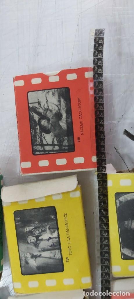 Juguetes antiguos y Juegos de colección: LOTE DE PELICULAS EN CAJA CINE EXIN O PARECIDO - Foto 5 - 226803490